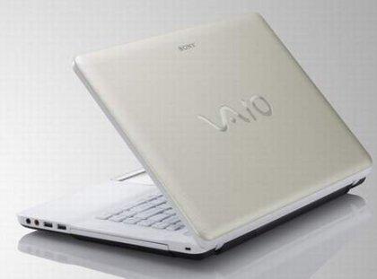 Антикризисный ноутбук Sony
