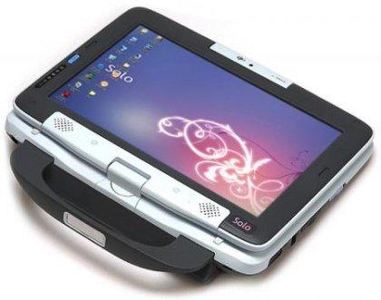 Нетбук Daewoo SOLO C920-mini оснащен сенсорным экраном