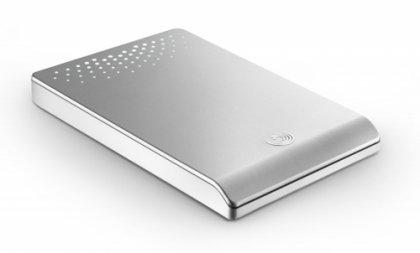 Внешний HDD объемом 640 Гб от Seagate