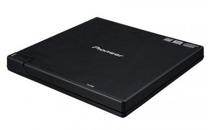 Pioneer DVR-XD09J — DVD-привод с питанием от USB
