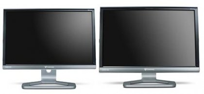 Широкоформатные мониторы Gateway серии FHD оснащены USB-портами