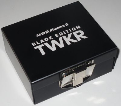 Phenom II X4 42 Black Edition TWKR - вся правда о процессоре