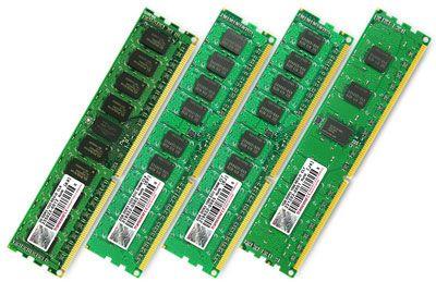 Модули памяти с температурными датчиками