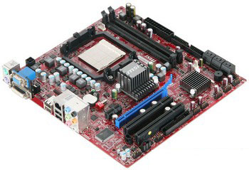 MSI 760GTM-P33 на базе AMD 760G