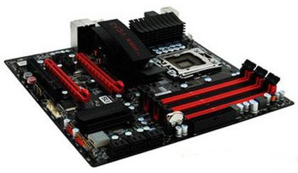 EVGA X58 SLI Micro - топовый процессор, SLI и компактные размеры!