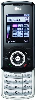 LG GB130 – новый бюджетный слайдер