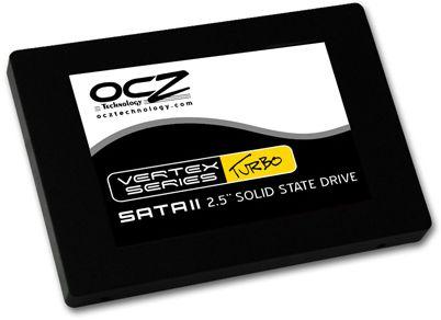 OCZ Vertex Turbo: накопители с разогнанным кэшем