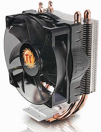 Silent 1156 - кулер для Core i5