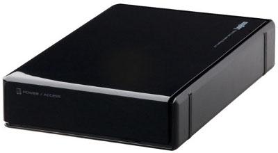 Новый внешний жесткий диск LHD-ENU2