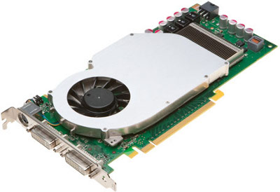 Новика от NVIDIA GeForce GTS 240
