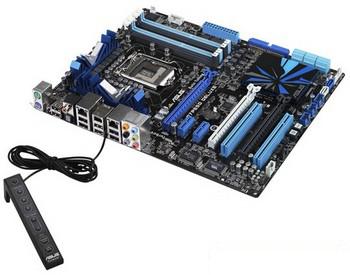 Asus P7P55D Deluxe - для Socket 1156!