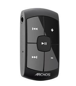Миниатюрный MP3-плеер Archos Clipper