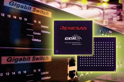 Renesas выпускает самую быструю память QDR II+ и DDR II+ SRAM плотностью 72 Мбит