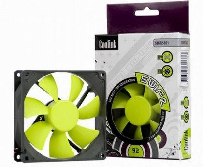 Coolink выпустила вентиляторы SWiF2