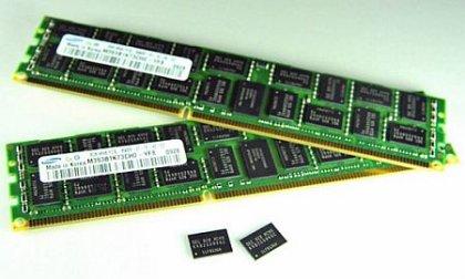 Samsung начинает изготовление 40-нм микросхем DDR3-памяти