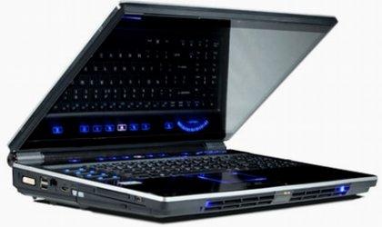 Экстремально быстрый игровой ноутбук Maingear eX-L 18