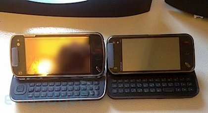 Первые фотографии Nokia N97 Mini?