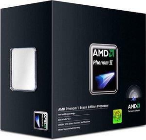 Анонс трёхъядерных процессоров Athlon II X3 4xx
