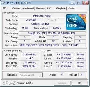 Плата MSI P55-GD80 разгоняет память до DDR3-2740