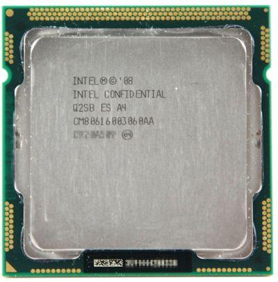 Core i5-661: процессор и встроенное графическое ядро