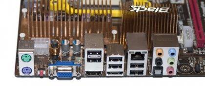 ECS A790GXM-AD3 – неудачная попытка разгона
