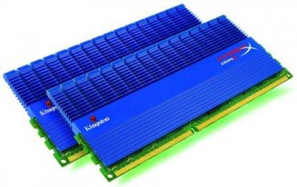 Двухканальные DDR3-2133 - от Kingston