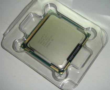 Данные о модели Core i5 750.