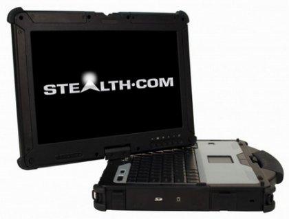 Stealth NW-2000 - ноутбук в защищенном корпусе