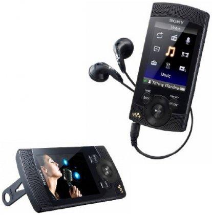 Sony Walkman NWZ-S544 и NWZ-S545 - тонкие плееры