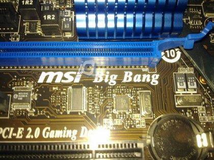 Материнская плата MSI Big Bang позволит использовать любые комбинации видеокарт