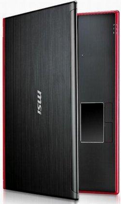 Анонс игрового ноутбука MSI GT628