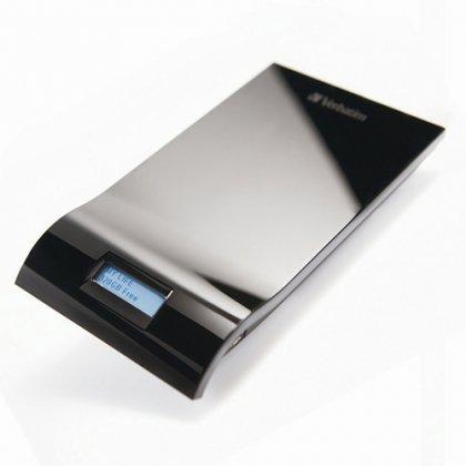 Verbatim InSight – внешний жесткий диск с дисплеем