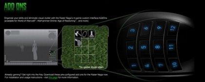 Razer выпустила мышь для игр класса MMORPG