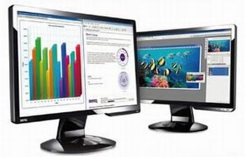 Экологичные мониторы G920WL и G922HDL от BenQ