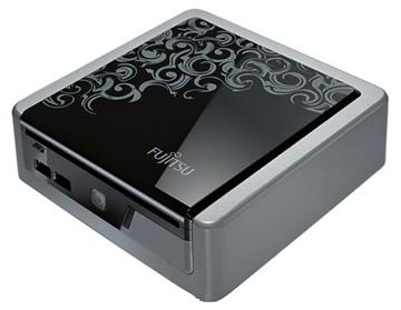 Компания Fujitsu выпустила сверхкомпактный ПК с приводом Blu-ray