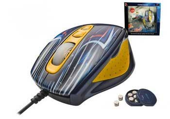 Мышь Trust Red Bull Racing Xtreme Mouse - для фанатов Формулы 1