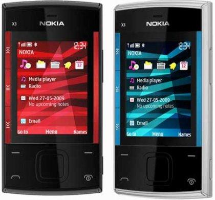 Анонс двух тачфонов X3 и X6