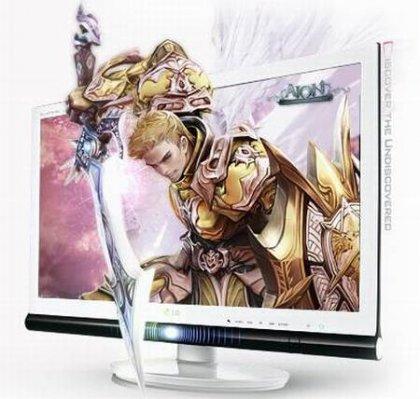 LG W63 – монитор для геймеров