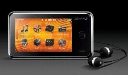 Медиаплеер Creative ZEN X-Fi2