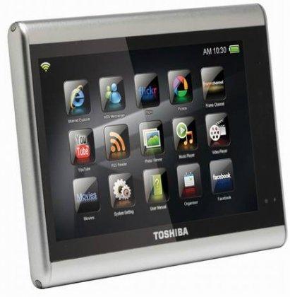 Интернет-планшет Toshiba JournE