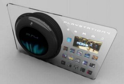 Sony Playstation 4 - как будет выглядеть