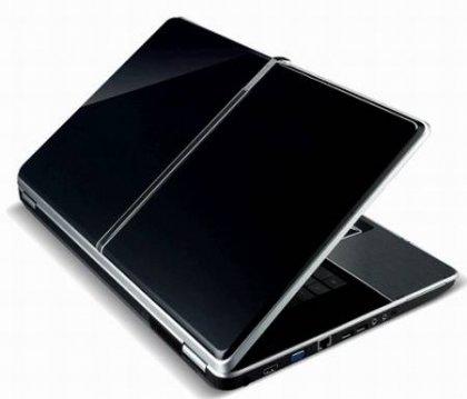 Мощный ноутбук EasyNote DT85