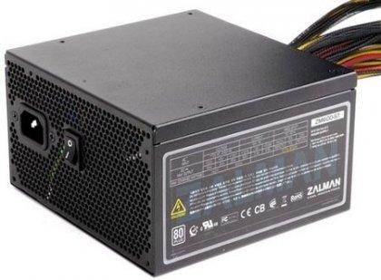 Недорогие блоки питания Zalman ZM500-ST и ZM600-ST