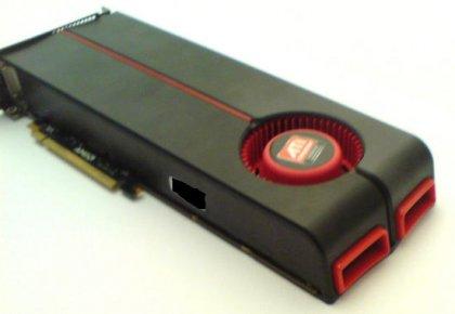 AMD Radeon HD 5870 - подробности и фоторафии