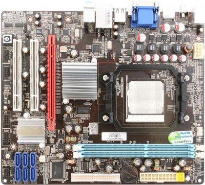 Материнка SAPPHIRE PURE 785G с графическим ядром Radeon HD 4200