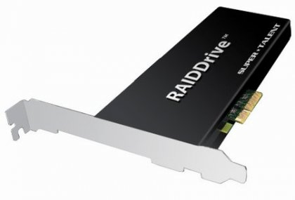RAIDDrive – емкие SSD