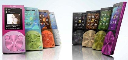 Плееры Sony NW-S740 и NW-S640
