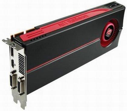 Asus скоро будет разгонять Radeon 5870