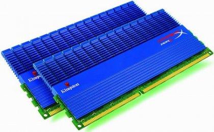 Kingston представила два новых RAM-кита HyperX