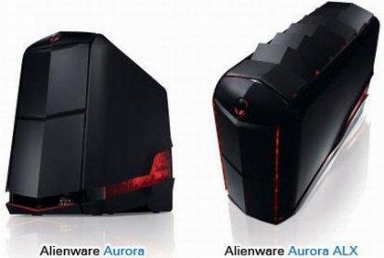 Два мощных десктопа от Alienware